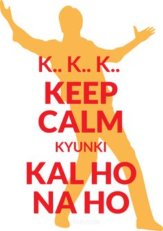 Keep calm SRK is here!