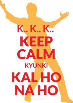 Keep calm SRK is here!