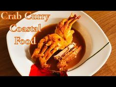 Crab Curry (Kurle Ambat) - YouTube Coastal, Curry, Fresh, Make It Yourself, Youtube, Food, Curries, Essen, Meals