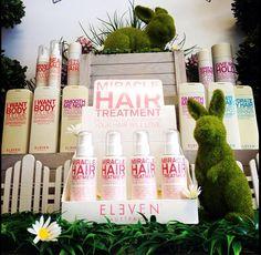 ELEVEN Australia -LOVE this range makes my hair feel amazing!!!