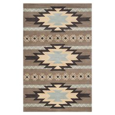 I absolutely love the colors in this Sedona Rug!!