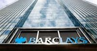 Barclays bank headquarters in Canary Wharf, east London August REUTERS/Olivia Harris