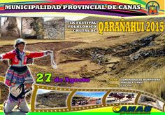 IX Festival Folklórico Grutas de Qarañawi 2015