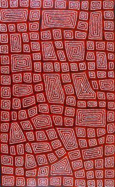 MediumAcrylic on Canvas Dimensions90x150cm NameTingari IDTT935 ArtistThomas Tjapaltjarri
