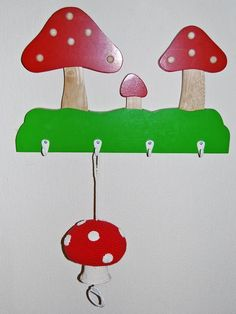 music box - mushroom