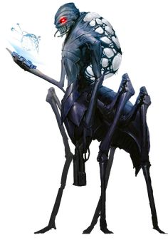 Evil Starfinder Formian