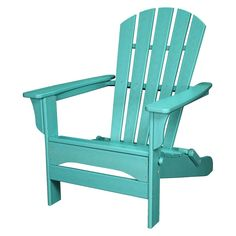 Polywood� St Croix Patio Adirondack Chair - Exclusively At Target