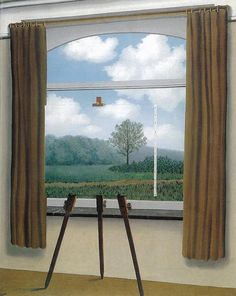 Check out Top 20 Most Famous Paintings by Rene Magritte. Rene Magritte was a Belgian Surrealist painter best known for creating witty and thought-provoking images. Rene Magritte, Marcel Duchamp, Most Famous Paintings, Famous Artists, Salvador Dali, Conceptual Art, Surreal Art, Magritte Paintings, Magic Realism