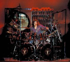 The Drums of Neil Peart - A History Rock And Roll Bands, Rock Bands, Rock N Roll, Rush Concert, A Farewell To Kings, Modern Drummer, Rush Band, Neil Peart, How To Play Drums