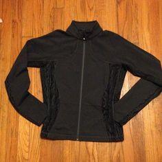 Lululemon athletica running jacket. Lululemon athletica running jacket. Gently used, in great condition. lululemon athletica Tops Sweatshirts & Hoodies