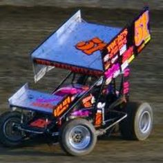I'd like to drive a Sprint car