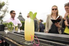 Cocktails at aqua london #RegentTweet