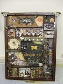 Yours Artfully: A treat for me! Lots of nice details!