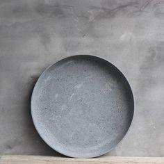Cement Schaal Van 60 Cm Decoratie Vintage Industrieel