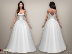 sims 4 cc wedding dress \ sims wedding dress ` sims wedding dress cc ` sims 4 cc wedding dress ` the sims 4 wedding dress ` wedding dress sims 4 ` the sims 4 cc wedding dress ` sims 4 wedding dress maxis match ` sims 4 wedding dresses Sims 4 Wedding Dress, Long Wedding Dresses, Sims 4 Cc Skin, Sims 4 Mm Cc, Maxis, Sims 4 Dresses, Sims4 Clothes, Best Sims, Lily Wedding