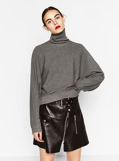 30 Luxe-Looking Sweaters That You Won't Ruin In The Washing Machine #refinery29  http://www.refinery29.com/best-sweaters-wash-at-home#slide-11  H&M Knit Sweater, $49.99, available at H&M....