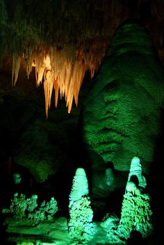 Carlsbad Caverns-New Mexico