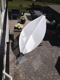 Rimbou parasol, #Umbrosa, #Garden furniture, #lifeform.dk