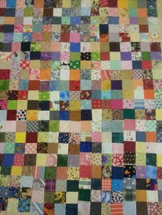 My Quilting Class were inspired recently by a gorgeous WIP Postage Stamp Quilt that is being made by Nora, an accomplished Tuam Quilter. Postage Stamp Quilt, Postage Stamps, Quilting Ideas, Stitching, About Me Blog, Quilts, Blanket, Inspiration, Bedspreads