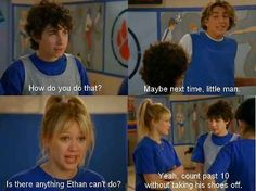 He was funny. | Why Lizzie And Gordo Were The Most Perfect Couple That Never Actually Existed