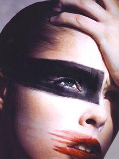 mentalstability:    Coco Rocha by Mario Sorrenti for V #47