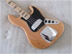 Squier Vintage Modified '70s Jazz, Bass Guitar Bass Guitar Chords, Fender Bass Guitar, Guitar Tabs Songs, Bass Guitar Lessons, Best 3d Printer, Fender Squier, Guitar Collection, Jazz, 3d Printing