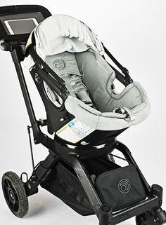 Skateboard on a Stroller from Orbit Baby. | Baby/Kid Ideas ...