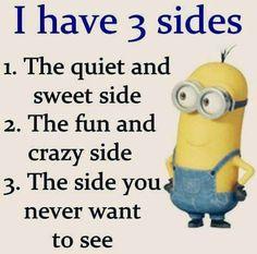 3 sides....