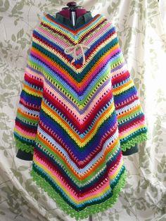 Nancy's Crochet: Poncho Photos