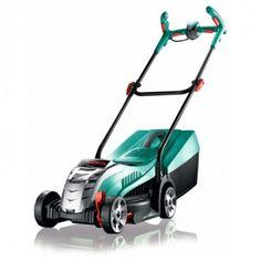 Bosch Rotak 32 LI Ergoflex Cordless / Battery Powered Rear Roller Lawn Mower