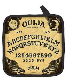 Ouija Game Board Pot Holder - Hasbro - Spirithalloween.com
