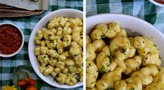 Low Carb Rezept für leckere Low-Carb Parmesan-Knoten. Wenig Kohlenhydrate und einfach zum Nachkochen. Super für Diät/zum Abnehmen.
