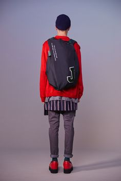 (c) Fairchild Fashion Media Futuristic Design, Herschel Heritage Backpack, Hypebeast, Summer Collection, World Of Fashion, Fashion Backpack, Spring Summer, Backpacks, Stylish