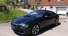 BMW 650 i Cabrio Vollausstattung #bmw #gebrauchtwagen