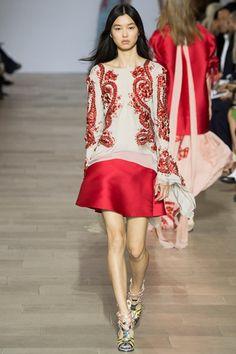 Sfilate Antonio Berardi - Collezioni Primavera Estate 2016 - Collezione - Vanity Fair