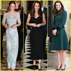 Catherine Duchess of Cambridge in Paris. March 17 2017
