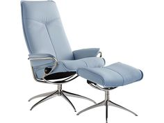 This is the famous #Ekornes #Stressless #Recliner #City chair - probably one of the most comfortable chairs in the world and we have one in each #recoveryroom