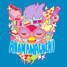 Anamanaguchi's Chip Tune Music, reminds me of Jay.