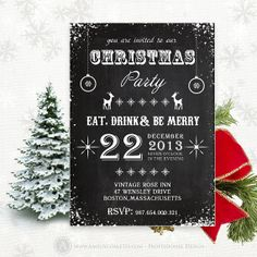 Best Top 8 Funny Christmas Party Invitations