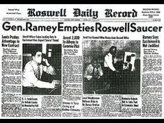 Roswell Revelations - Robert Hastings