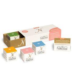 Die Nikolai Trial Kit - 5 skin care miniatures Trial package