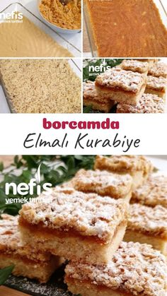 Borcamda Elmalı Kurabiye – Nefis Yemek Tarifleri – Kurabiye – The Most Practical and Easy Recipes Keto Cookies, Apple Pie Cookies, Chewy Chocolate Cookies, Chocolate Brownie Cookies, Chewy Sugar Cookies, Sugar Cookie Bars, Cookie Brownie Bars, Chocolate Cookie Recipes, Oreo Desserts