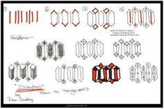 How to Draw Tangle 07  Drayton quaddles-roost  by Quaddles-Roost