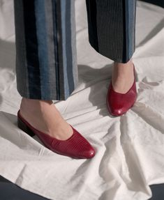 shoes by Mari Giudicelli