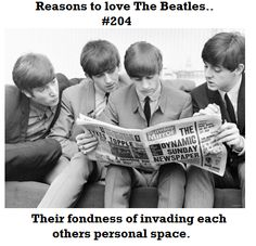I just realized that Ringo looks totally upset.