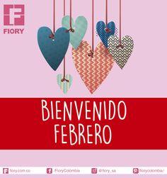 ! Bienvenido Febrero !