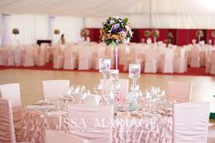Stock Flower, Centerpieces, Table Decorations, Everything Pink, Pretty In Pink, Pink Weddings, Baby Shower, Candles, Woods