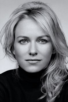 Naomi Watts - Another Aussie that can act. She's so good in Impossible.