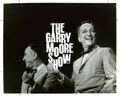 The Garry Moore Show - (1950-1967). Starring: Garry Moore, Carol Burnett, Marion Lorne, John Byner, Chuck McCann, Dorothy Loudon, Jackie Vernon and Allen Funt. Partial Guest Cast: Mel Torme, Diahann Carroll, Eydie Gorme, Peggy Cass, Dick VanDyke, Cliff Arquette, Red Skelton, Bill Cosby, George Burns, Jimmy Durante, Shirley Bassey, Julie Andrews, Andy Griffith, Rosemary Clooney, Nancy Walker, Barbra Streisand, Johnny Carson, Nat King Cole, Jonathan Winters, Don Adams, Ed McMahon and George Gobel.