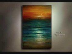 Michael Lang: ART Abstract, Contemporary painting,M.Lang